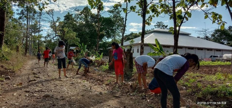 Indonesie Project Gereformeerde Kerk